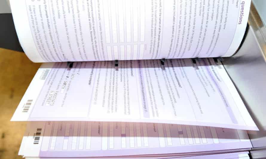 Copies of the 2011 census
