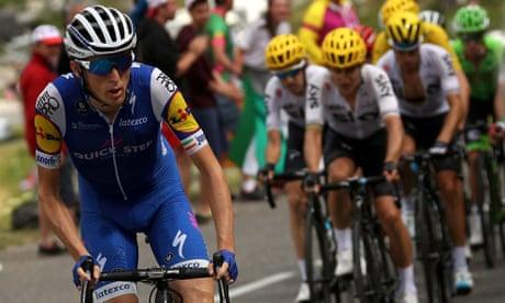 Daniel Martin enlivens Tour de France with aggressive approach