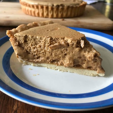Mark Sargeant's version of Gypsy tart