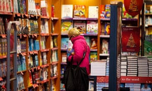 Waterstones is poised to make its first annual profit since the financial crisis struck.