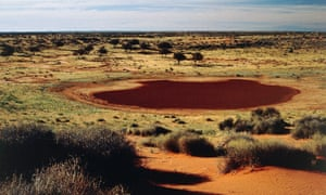 Marsh, Simpson Desert, Queensland, Australia