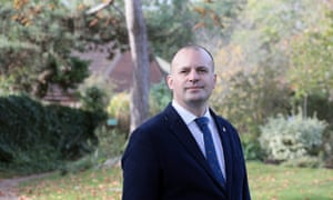 Mark Jarman-Howe, chief executive of St Helena, the largest hospice in the east of England