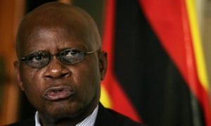 Zanu-PF spokesperson Patrick Chinamasa's accusations come amid a surge of repression and abductions of government critics.