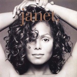 Janet Jackson: Janet album artwork
