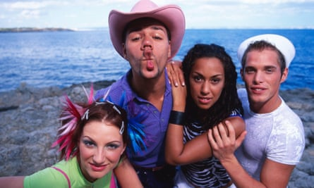 Vengaboys, coming back into fashion.