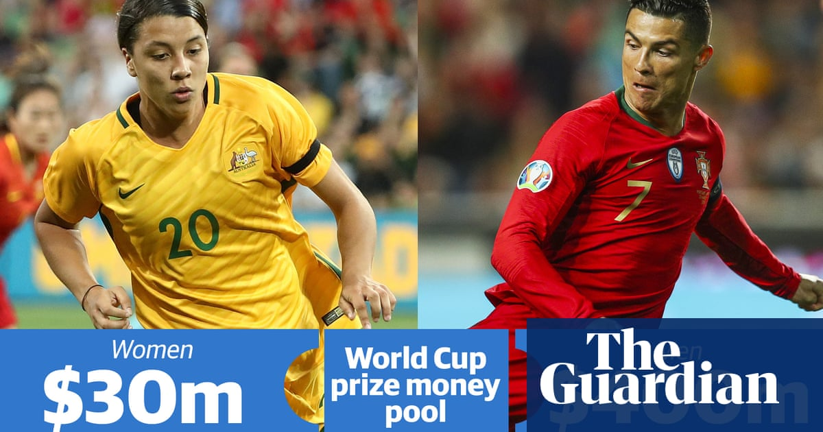 5dae6314c7d 'Is it too much to ask?' Matildas take fight to Fifa over fair Women's  World Cup pay