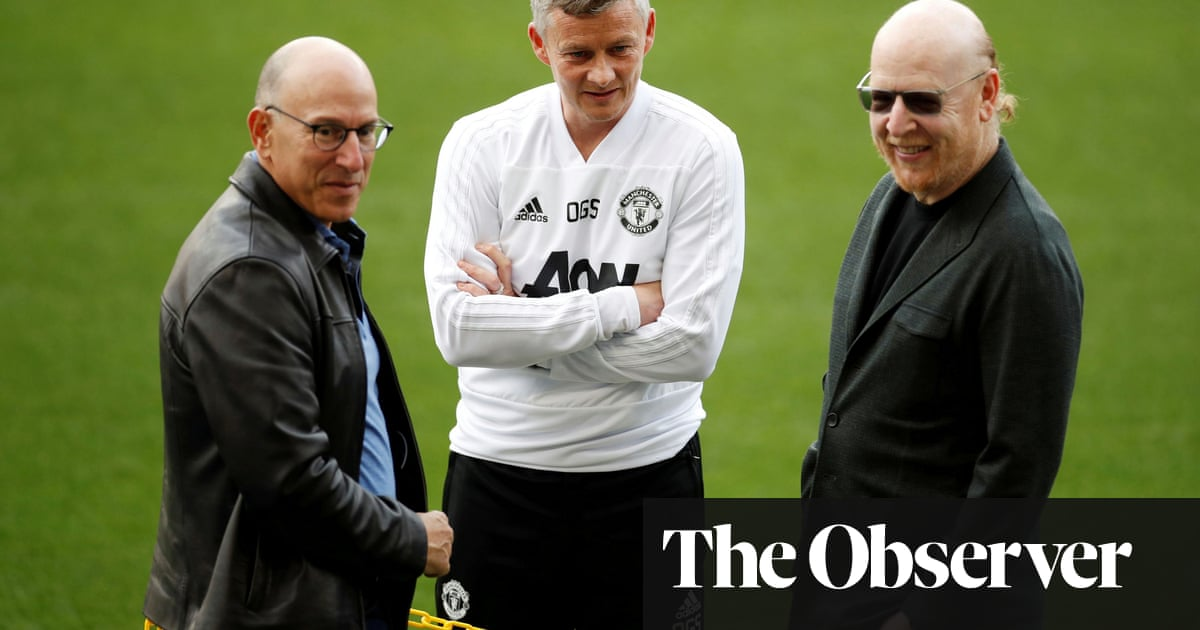 Solskjær: Glazers have 'job on their hands' to unify Manchester United