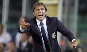 Antonio Conte's contract with Italy runs out after the Euro 2016 tournament in France.
