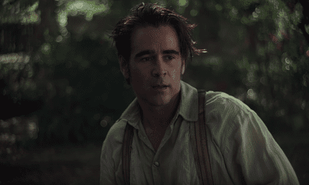 Colin Farrell in The Beguiled.