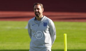Gareth Southgate could soon take a look at Adam Webster.