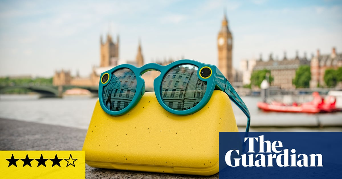04ce823588 Spectacles review  a great addition for a Snapchat fanatic ...