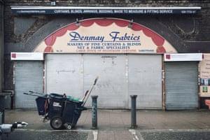 Denmay Fabrics, 34 Brixton Station Road