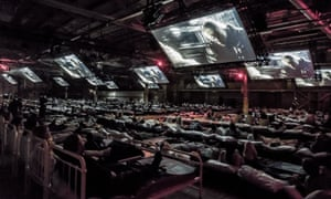 Secret Cinema The Dynamic Film Experience Coming Soon To Australia