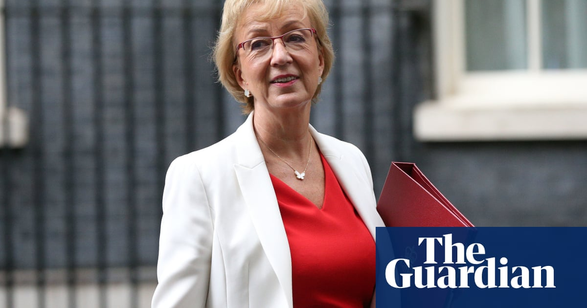 Furloughed workers reluctant to return, says Andrea Leadsom