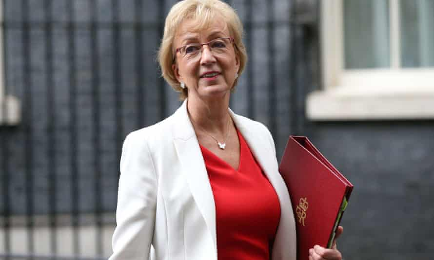 Conservative MP Andrea Leadsom