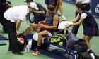 Rafael Nadal forced to retire
