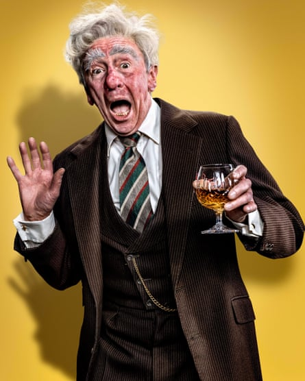 'I Brexited all over the carpet' … Paul Whitehouse as Rowley Birkin QC.
