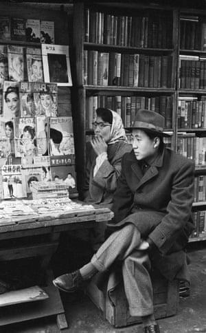 Sogong-dong, Seoul, Korea, 1956-63.