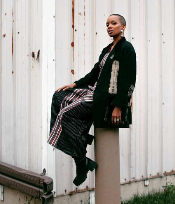 Jamila Woods.