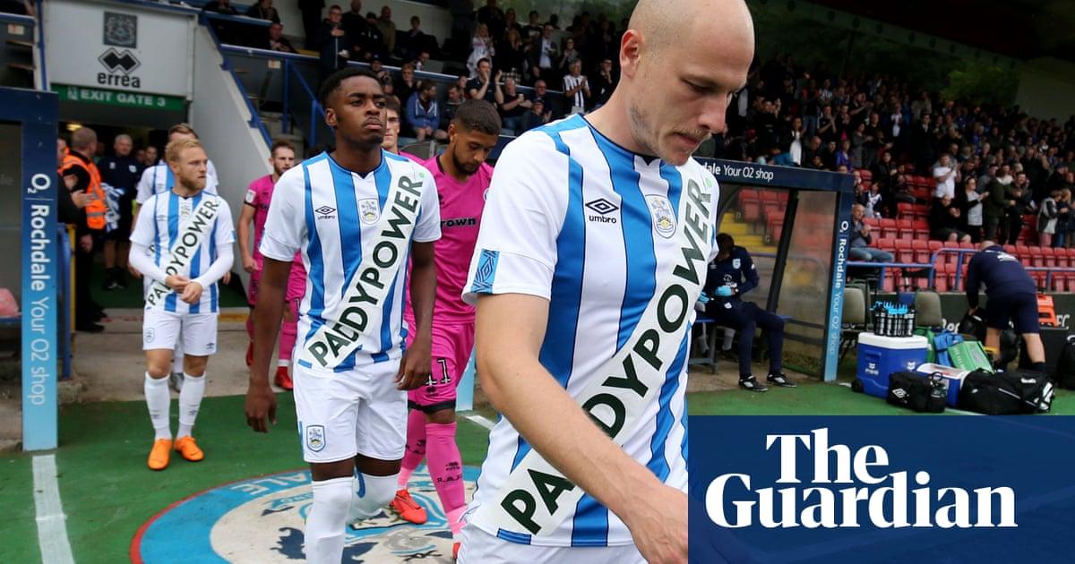 Huddersfield fined £50,000 by FA for kit sponsorship stunt