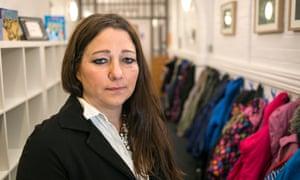 Headteacher Sarah Hewitt-Clarkson