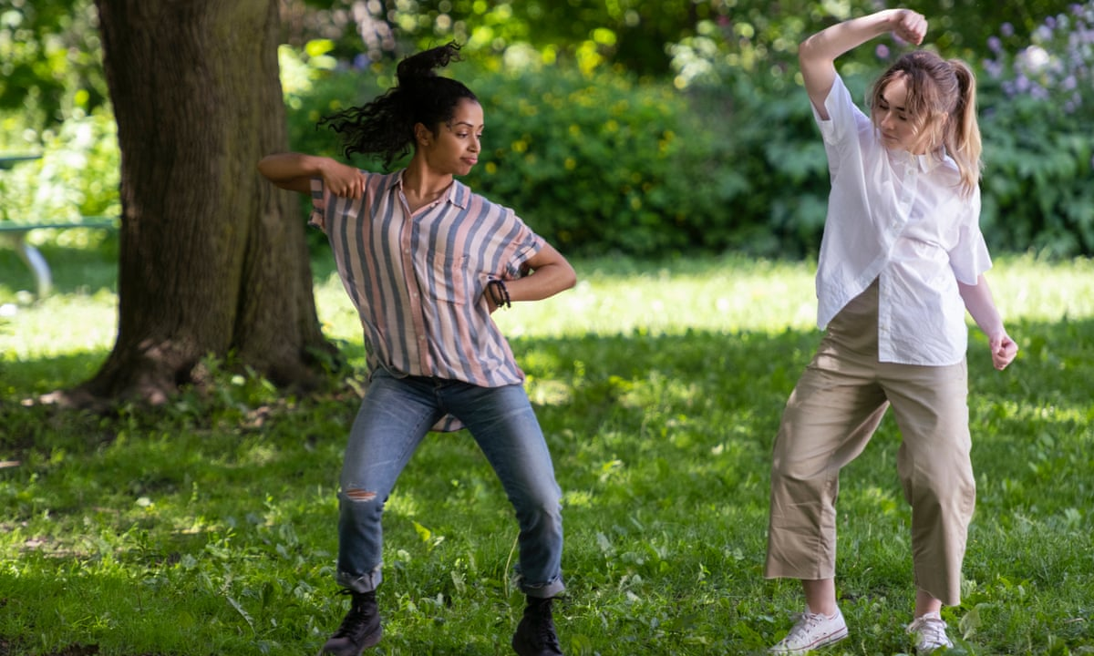 Work It Review Engaging Netflix Teen Comedy Dances To A Familiar Beat Film The Guardian