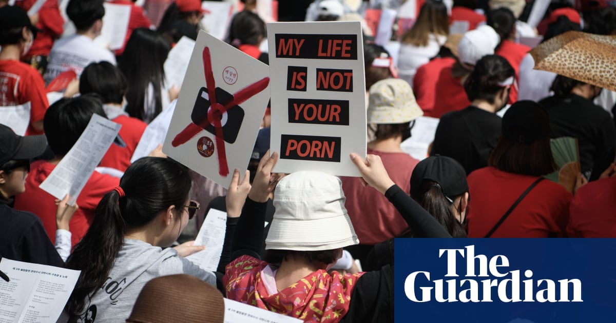 Online sex crimes crisis in South Korea affecting all women, report finds
