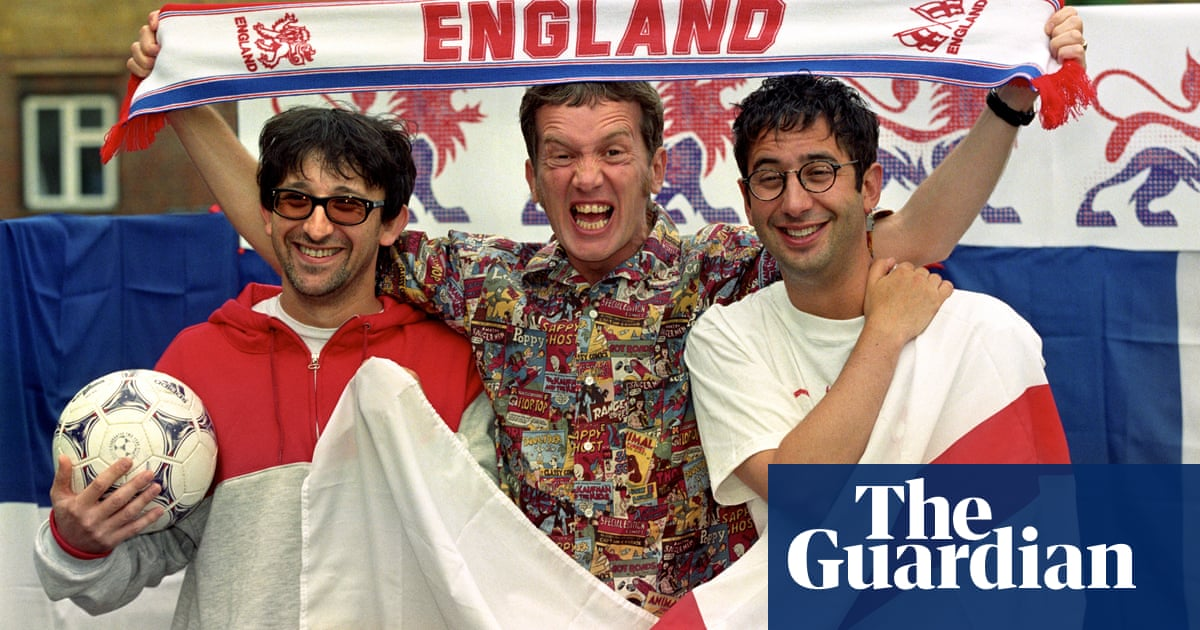 From New Order to Chris Kamara: England's best and worst tournament songs