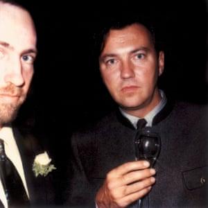 Kenny Scharf and Diego Cortez