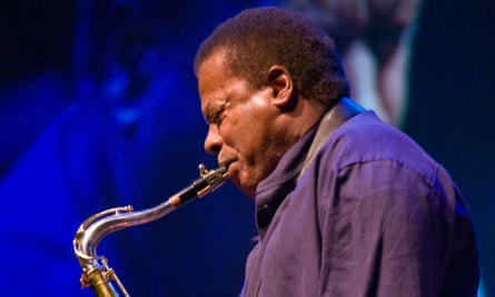 Perfect balance of planned and unplanned … Wayne Shorter.