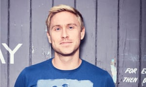 'Sunday nights are for staring at the TV': Russell Howard.