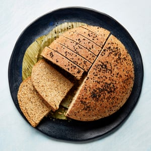 Meera Sodha's Ethiopian Easter bread with fennel and orange.