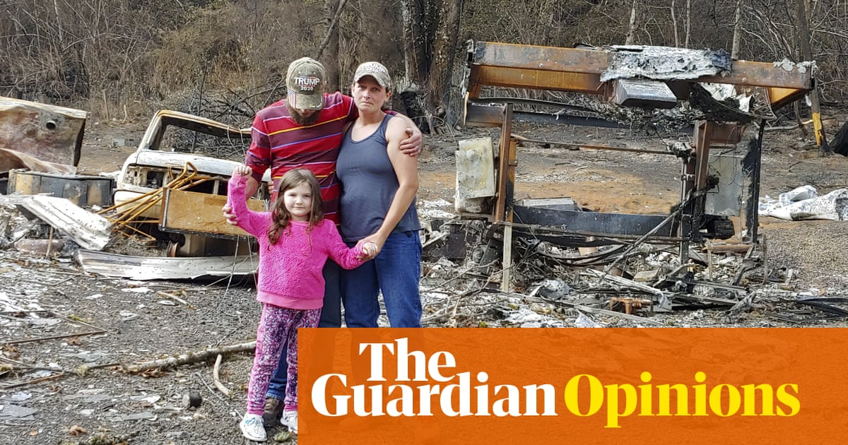 The climate crisis will create two classes: those who can flee, and those who cannot