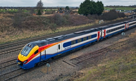 First of new Azuma trains ready for London to Leeds