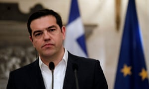The easing of restrictions will be seen as a test of the faith Greeks have Alexis Tsipras's leftist-led government.
