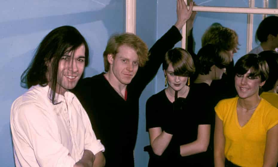 The Human League in 1981