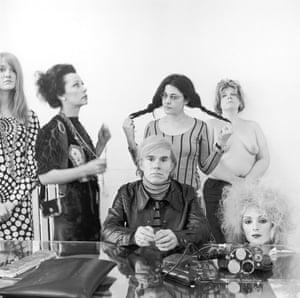 Andy Warhol, 1969