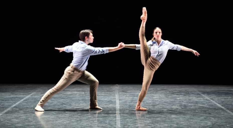 Physicality … William Yamada and winner Ivana Bueno.