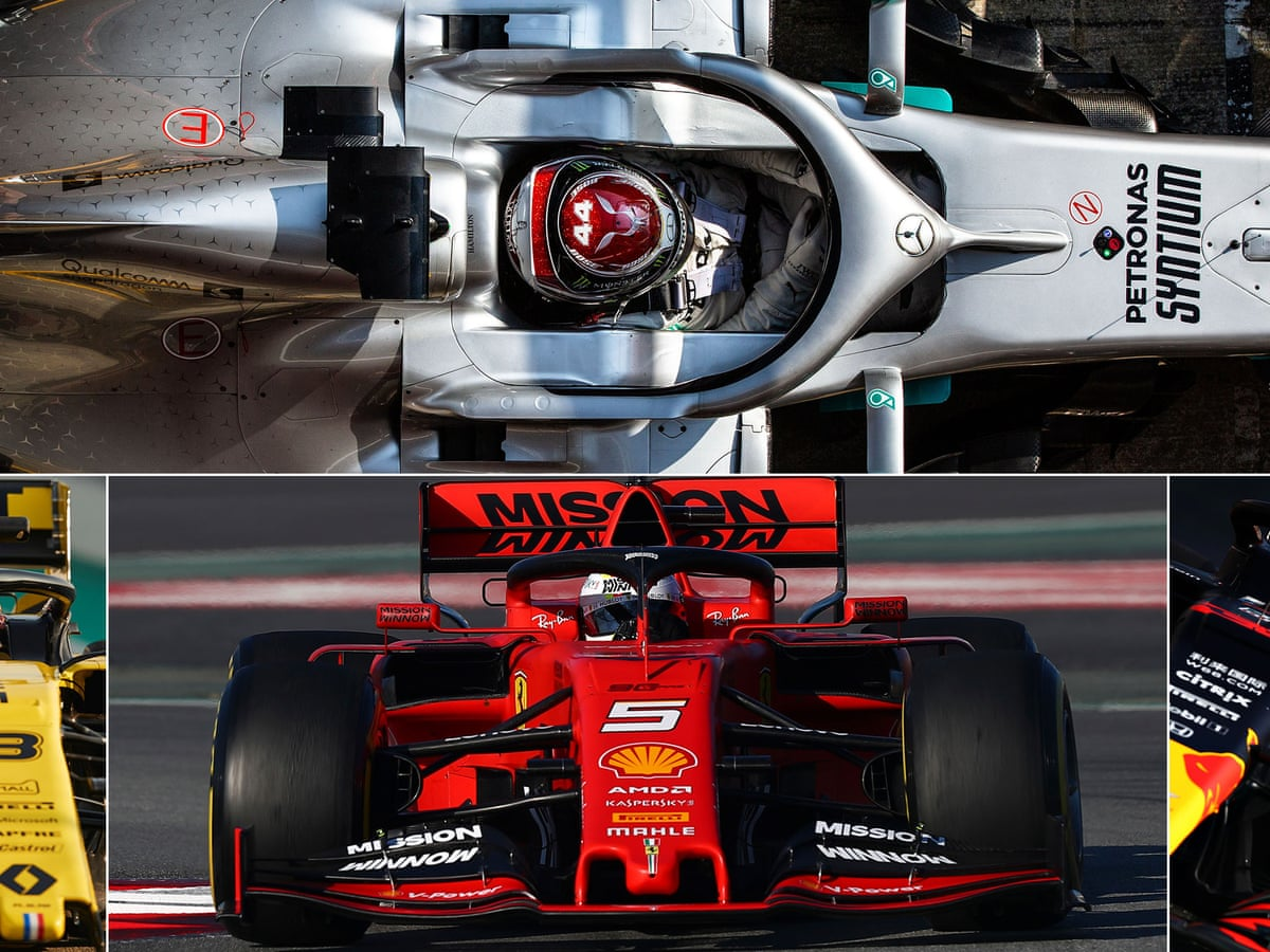 F1 2019 Team By Team Guide To The Cars And Drivers Giles Richards Sport The Guardian