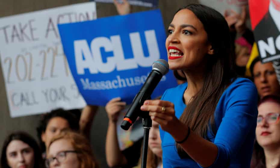 Alexandria Ocasio-Cortez beat Joe Crowley in June to win the Democratic nomination. Organizers on the left insist they are at the start of something big.