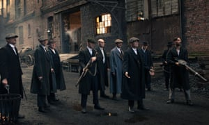 Still from the TV drama Peaky Blinders