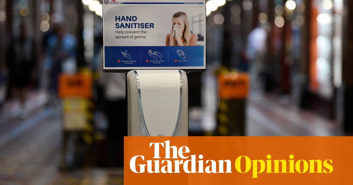 Distrusting the information we receive, too many of us are carrying on business as usual | Peter Lewis