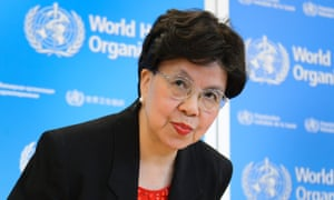 Margaret Chan gives a press conference on Zika virus at the WHO headquarters in Geneva