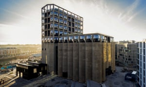 The Zeitz Museum of Contemporary Art Africa in Cape Town.