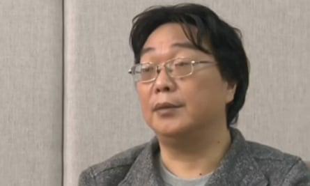 Gui Minhai in 2016