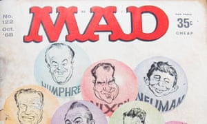 The End Of Satire Mad Magazine To Cease Regular Publication