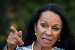 The Labor Party member for Barton, Linda Burney, answers a question during a press conference in Sydney on Sunday, July 3, 2016.
