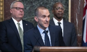 Travis Tygart, CEO of the US Anti-Doping Agency, said the reason that the White House was hosting the event was because 'anti-doping is in crisis.'