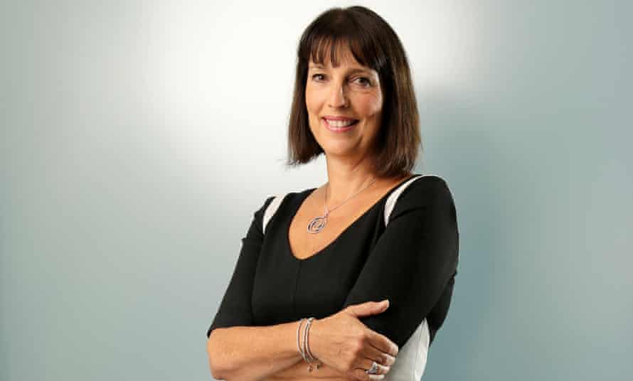 Carolyn McCall, the chief executive of easyJet