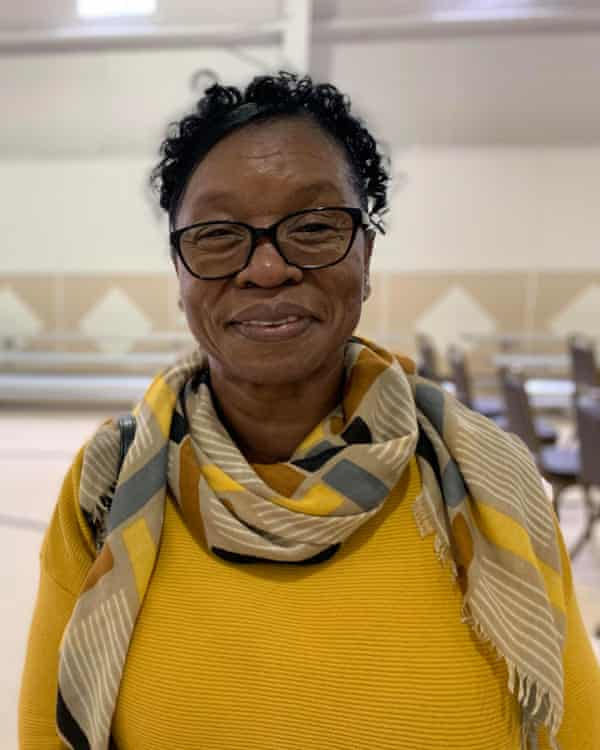 Priscilla Hall, 68, is still yet to decide who she will back.